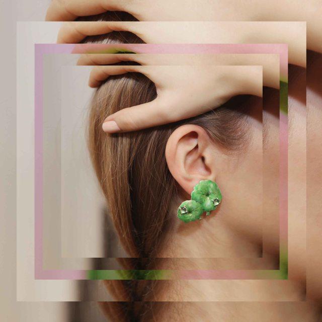 Playful Luz Camino earrings