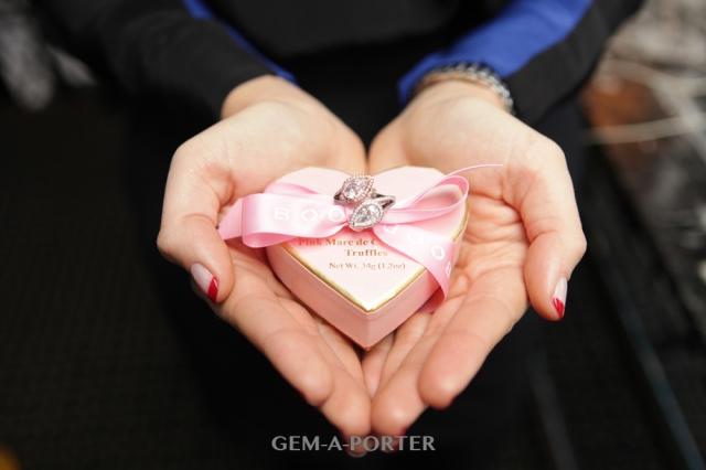 Liza's favourite ring