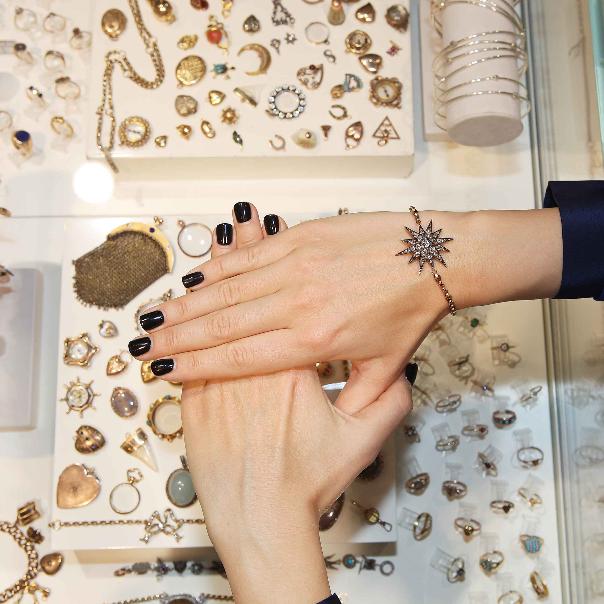 ANNINA VOGEL JEWELRY DESIGNER OF THE MONTH LIBERTY LONDON GEMOLOGUE
