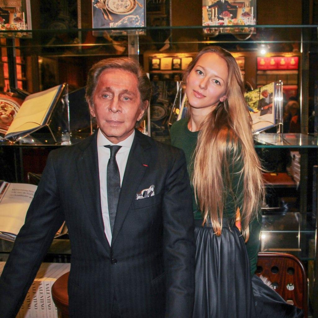 Liza Urla & Valentino